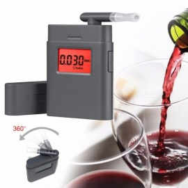 Fashion Portable High Accuracy Mini Alcohol Tester Breathalyzer Alcometer Car Driver Self Alcohol BAC Tester