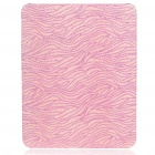 Protective Shining Wave Pattern Hard Plastic Back Case for   Ipad - Pink