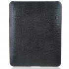 Protective Snakeskin Pattern Hard Plastic Back Case for   Ipad - Black