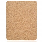 Protective Marble Pattern Hard Plastic Back Case for Apple iPad - Light Brown