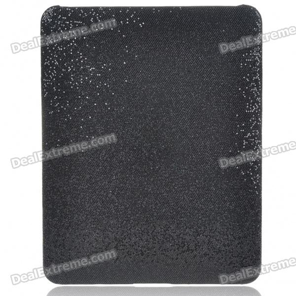 Protective Paillette Style Hard Plastic Back Case for   Ipad - Black
