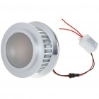 3W 170-Lumen 3500K Warm White LED Light with LED Driver (AC 86~265V)