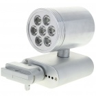7W 700-Lumen 6500K White 7-LED Light Bulb (AC 85~265V)