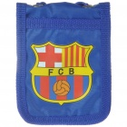 Football/Soccer Team Logo 5-Pocket ID Card/Badge Holder/Bag with Neck Strap - Barcelona