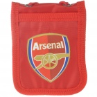 Football/Soccer Team Logo 5-Pocket ID Card/Badge Holder/Bag with Neck Strap - Arsenal