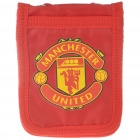 Football/Soccer Team Logo 5-Pocket ID Card/Badge Holder/Bag with Neck Strap - Man Utd.