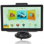 "7"" Touch Screen LCD Windows CE NET 6.0 GPS Navigator with DVB-T/AV/Europe Maps (4GB)"