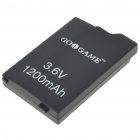 "3.6V ""1200mAh"" Replacement Battery Pack for PSP 2000/3000"
