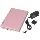 "7"" TFT LCD Android 1.6 VIA8505 CPU WiFi UMPC Netbook - Pink (300MHz/2GB/USB/SD/LAN)"