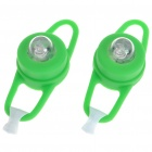 Bike Safety LED Lights - Pair (2*CR2032)