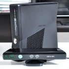 Original XBOX 360 Slim 4GB Konsole + Kinect Sensor + Adventures Games Bundle Set (Korean Version)
