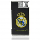 Practical Joke Shock-You-Friend Electric Shock Butane Lighter - Real Madrid FC Logo (3xLR41)