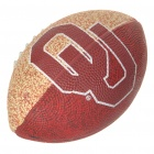 Rubber Rugby Football Toy (Color Assorted)