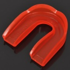 Single Layer Dental Teeth Boxing Mouth Guard Stop Night Teeth Grinding - Color Assorted