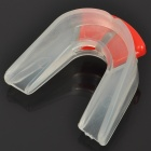 Dual Layers Dental Teeth Boxing Mouth Guard Stop Night Teeth Grinding - Color Assorted