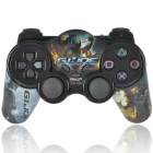 Buy on dealextreme.com 2.4GHz RF Wireless Dual-Shock Game Controller with Receiver for PS2/PSone - G-I-JOE (3 x AAA) Sku-56538