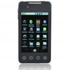"G9 3.5"" Touch Screen Android 2.2 Dual SIM Quadband PDA GSM TV Cell Phone w/WiFi - Black"