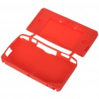 Protective Silicone Case for Nintendo 3DS (Red)