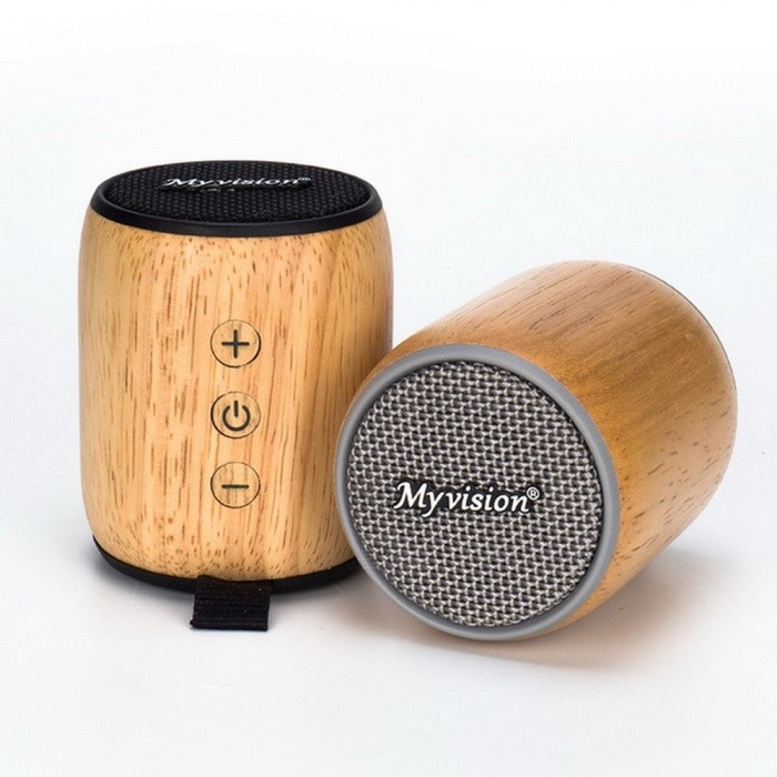 2018 Wooden Mini Portable Bluetooth Speaker Outdoor Wireless Stereo  Subwoofer For Tablets Smart Phones TF Card 2a274da22f2f8