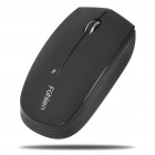 A20 2.4GHz Wireless Optical Mouse with USB Receiver - Black (1*AA)