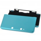 Protective Aluminum Case for Nintendo 3DS - Light Blue