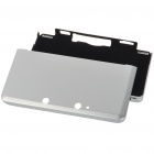 Protective Aluminum Case for Nintendo 3DS - Silver