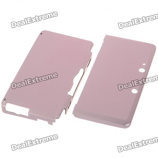 cheap protective aluminum case for nintendo 3ds rose red. Black Bedroom Furniture Sets. Home Design Ideas