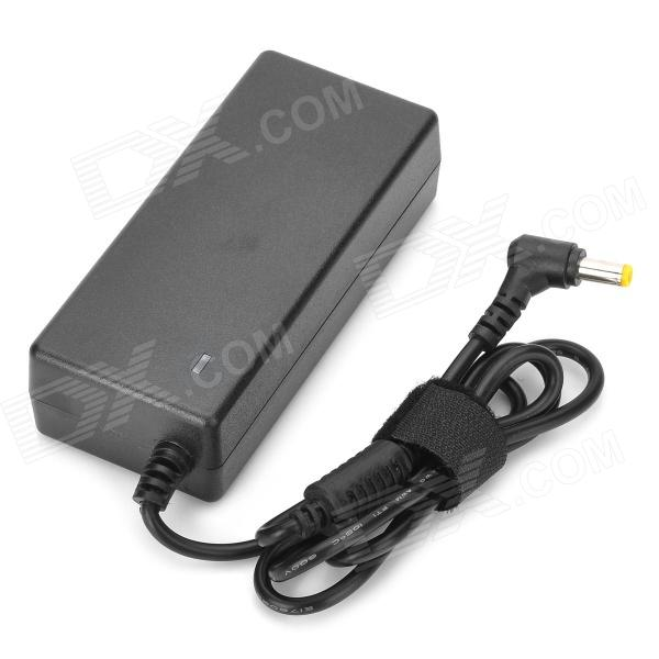Designer's Replacement Power Supply AC Adapter for Acer Laptop - Black (5.5 x 1.7mm Plug Size)