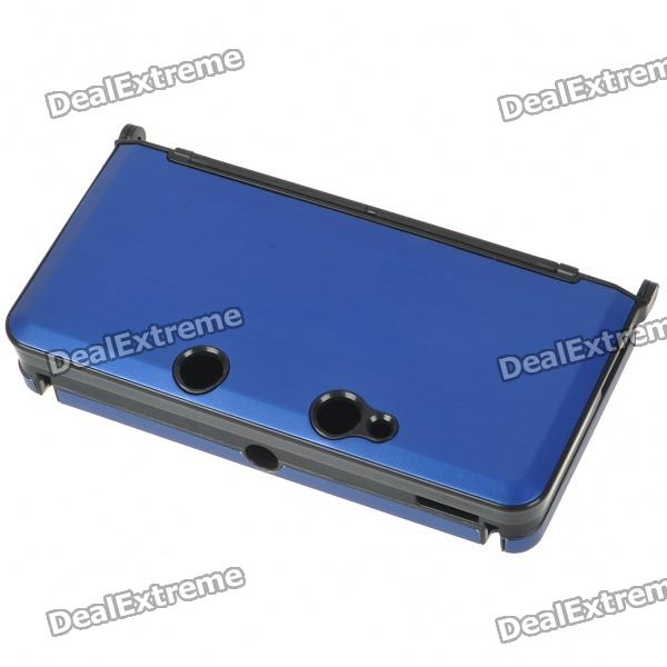 Protective Aluminum Case for Nintendo 3DS - Deep Blue