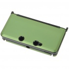 Protective Aluminum Case for Nintendo 3DS - Green