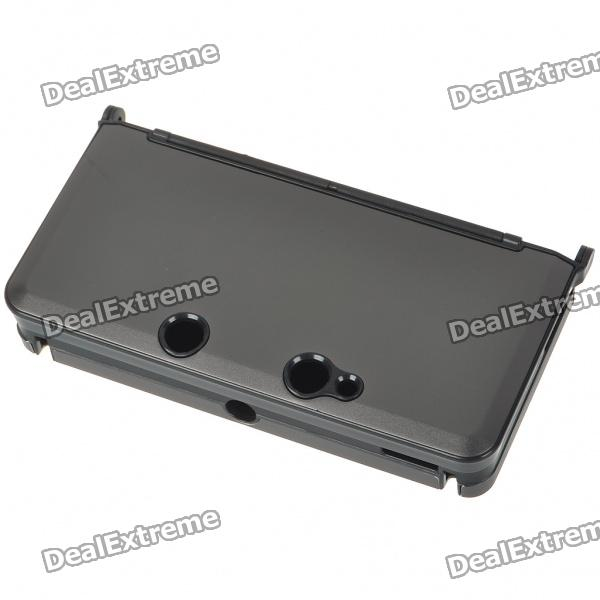 Protective Aluminum Case for Nintendo 3DS - Grey