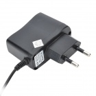EU Type Travel Charger/Power Adapter for Nintendo 3DS - Black (100~250V)