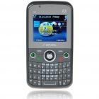 "Q8 2.0"" LCD Dual-SIM Dual-Network Standby Quadband GSM TV Cell Phone with FM/Flashlight - Black"