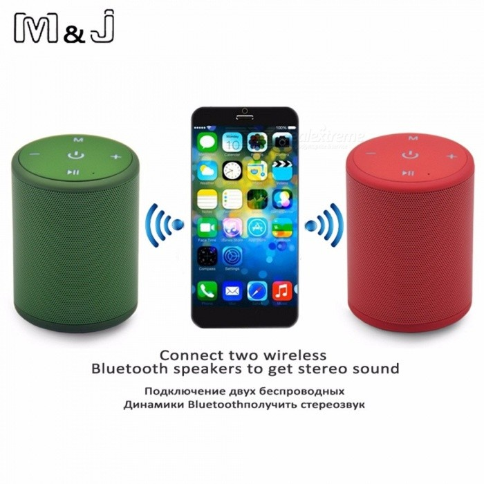 T2 Mini 5W Outdoor Waterproof Super Bass Bluetooth Speaker Portable Wireless Column Loudspeakers Speakers For IPHONE Blue/Speaker - Worldwide Free Shipping ...