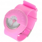 Fashion Quartz Wrist Watch - Pink (1 x AG4)