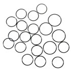 Water-tight O-Ring Seal (25mm 20-Pack)