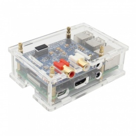 Geekworm Acrylic Case for Raspberry Pi DAC II Hifi Sound Card