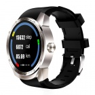 Eastor K98H 3G Smartwatch 1.3 inch Android MTK6572A 1.2GHz Dual Core 4GB ROM IP54 Waterproof Bluetooth GPS - Silver