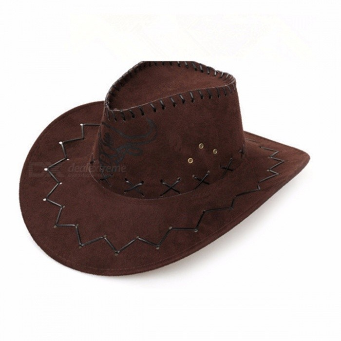 7bfe004900a New Sun Protection West Cowboy Straw Hat Knight Hats Male Ma  am Summer Sun