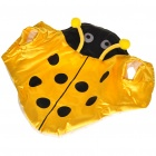 Cute Ladybird Style Dog Apparel Pet Clothes - Yellow (Size-XS/8)