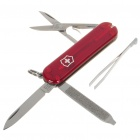 Genuine Victorinox Mini Classic SD Red Swiss Army Multi-Tool Knife