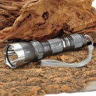 UltraFire KF-T60 HA-II XM-LT60 5-Mode 1200-Lumen White LED Flashlight with Strap (1 x 18650)