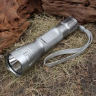 UltraFire NF-T60 HA-II XM-LT60 5-Mode 1200-Lumen White LED Flashlight with Strap (1 x 18650)