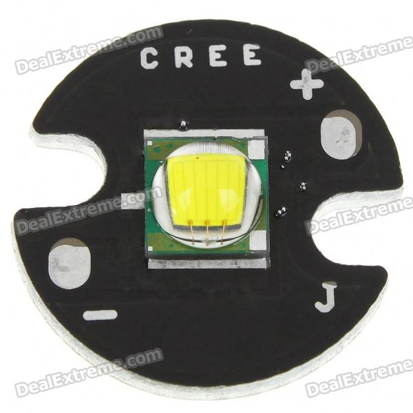 XML-U2-1C 320LM 7000K LED White Light Emitter with 16mm Base(3.7V)