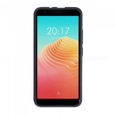 Ulefone TPU Protective Cover Case for Ulefone S9 Pro - Black