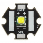 XML-U2-1C 320LM 7000K blanco LED emisor de luz con 20 mm Base (3.35V)