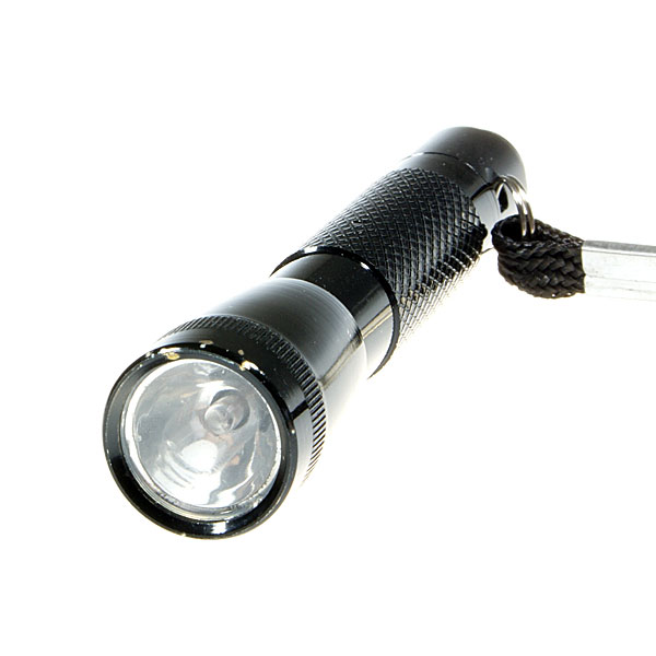 Mini Tungsten Flashlight (2*AA)