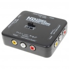 3-to-1 AV Audio/Video Signal Switch