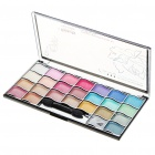 Cosmetic Make-Up 25-Color Eye Shadow Kit with Mirror & Brush