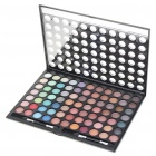 VOCE Cosmetic Make-Up 77-Color Eye Shadow Kit with Mirror & Brushes